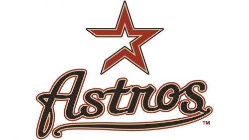 Houston Astros Logo 2000