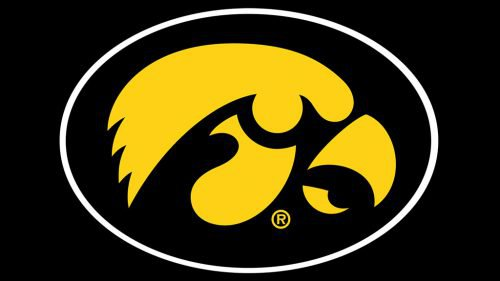 Iowa Hawkeyes baseball logo