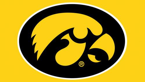 Iowa Hawkeyes football logo