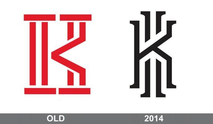 Kyrie Irving Logo history