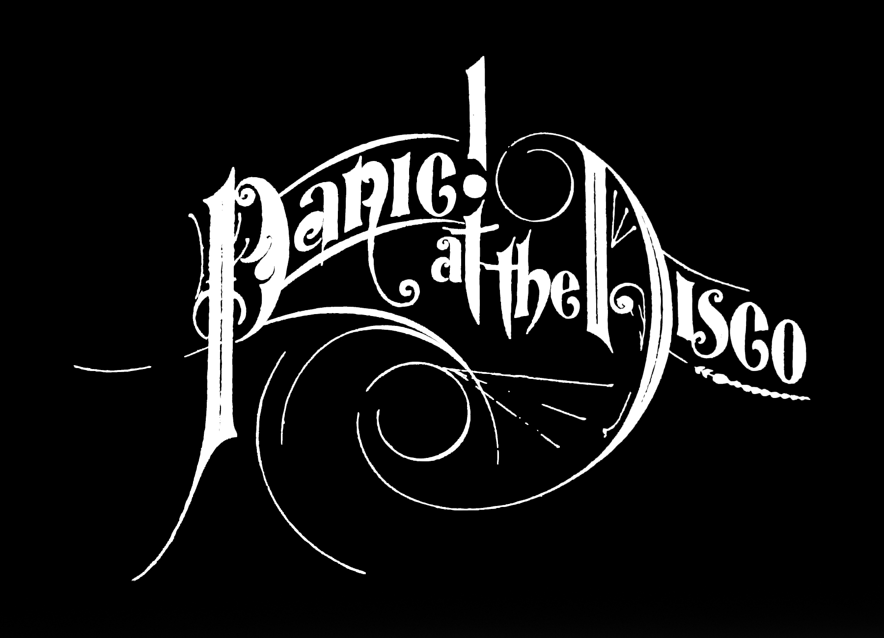 Panic At The Disco Logo Symbol Meaning History And Evolution
