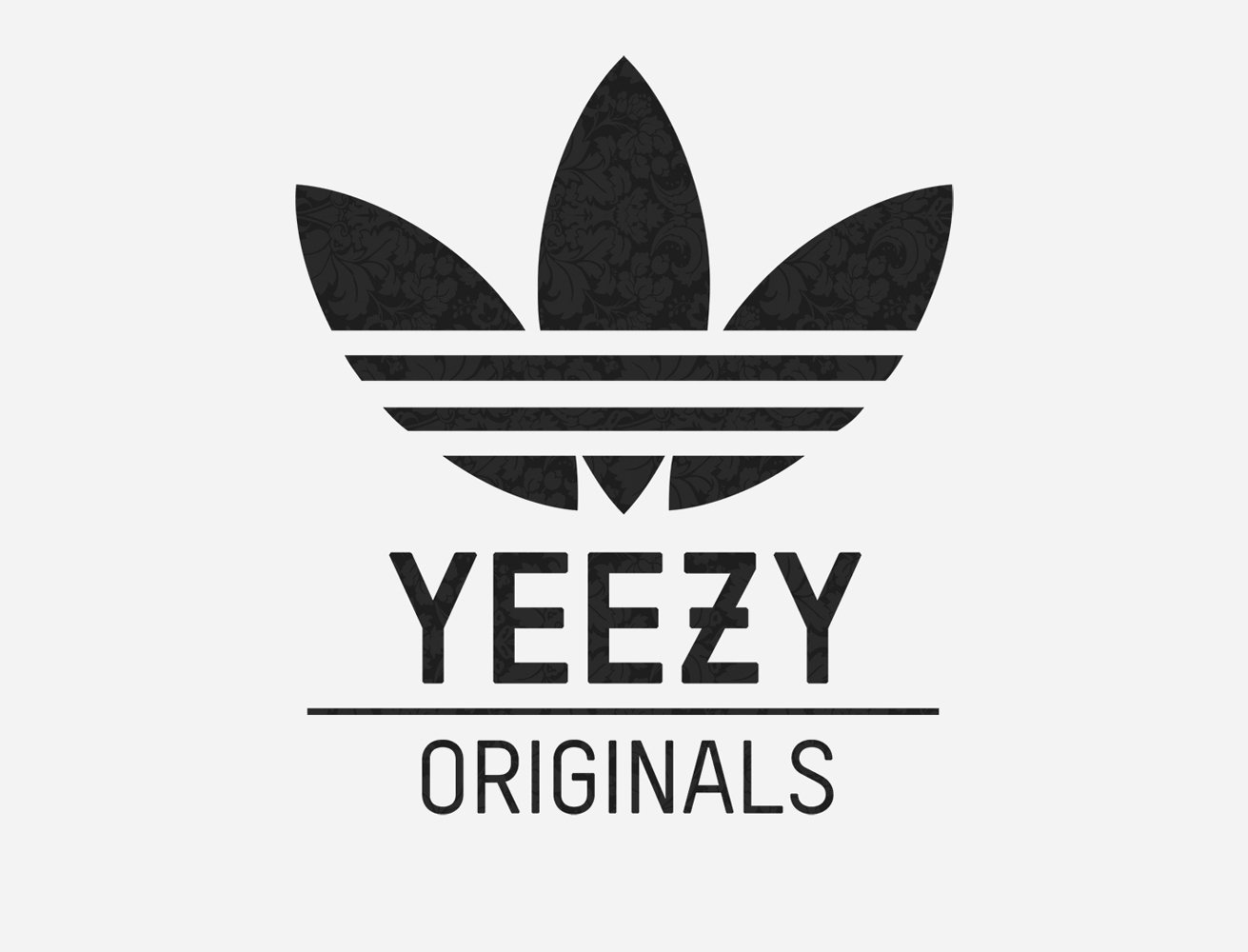 Yeezy logo yeezy symbol meaning history and evolution as a result of collaboration with louis vuitton three different shoes appeared in 2009 they were named after people close to kanye biocorpaavc Images