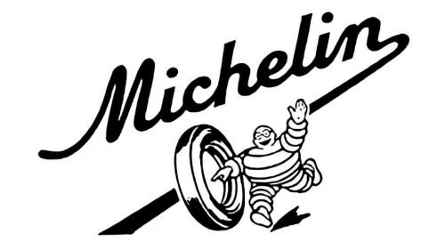 Michelin Logo 1936