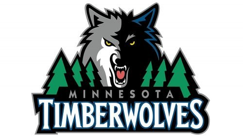 Minnesota Timberwolves Logo 2008