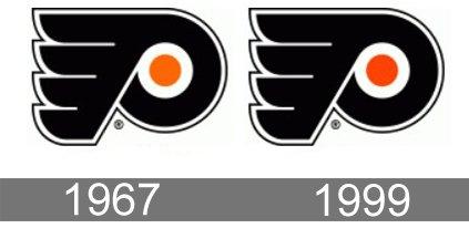 Philadelphia Flyers Logo history