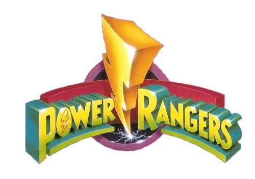 Power Rangers Logo-1993