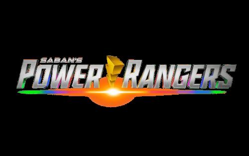 Power Rangers logo 20182