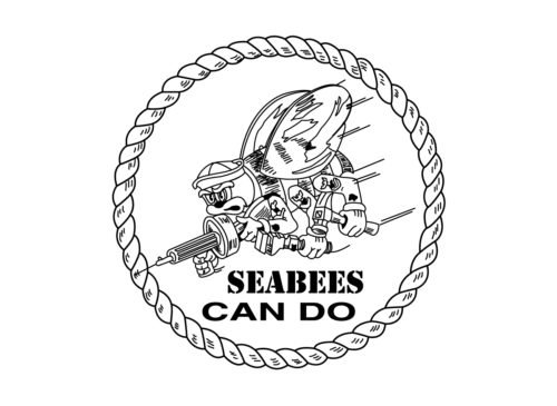 Seabees emblem
