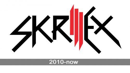 Skrillex Logo history