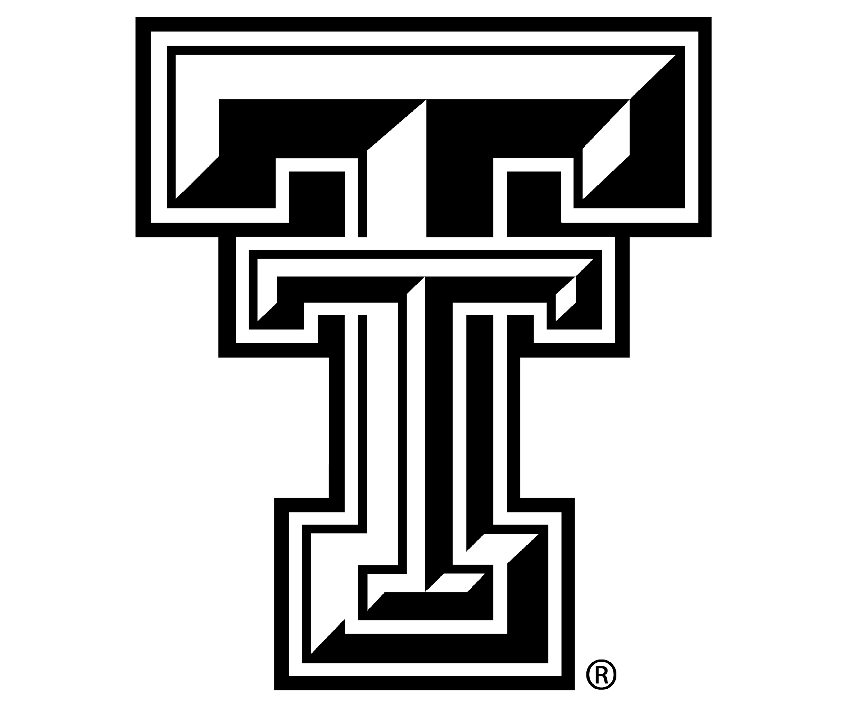 Texas tech logo texas tech symbol meaning history and for Texas a m coloring pages