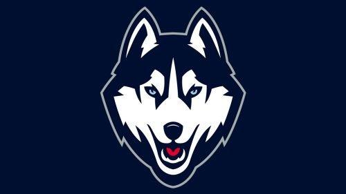 UConn Huskies baseball logo