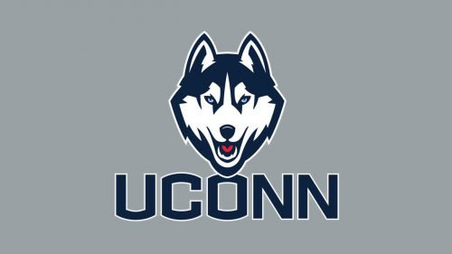 UConn Huskies basketball logo