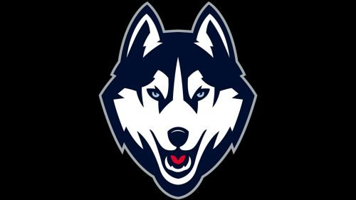 UConn Huskies football logo