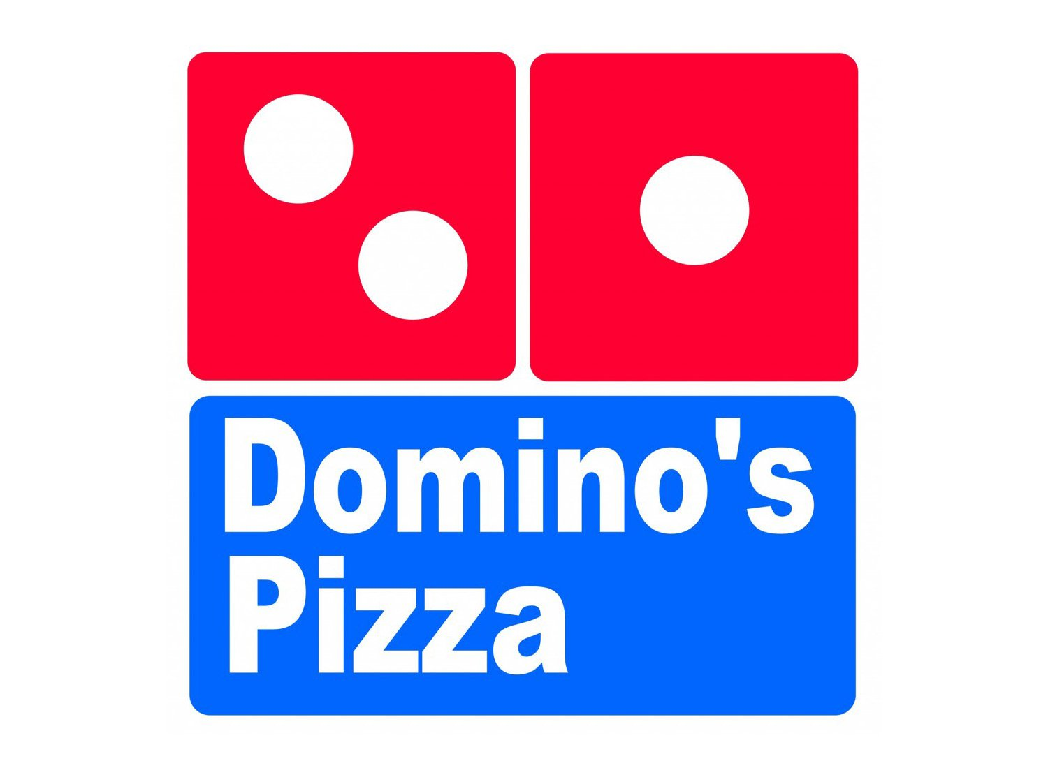 logo dominoes pizza vector and clip art inspiration