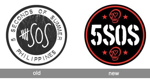 history 5sos Logo