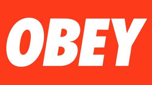 obey logo font