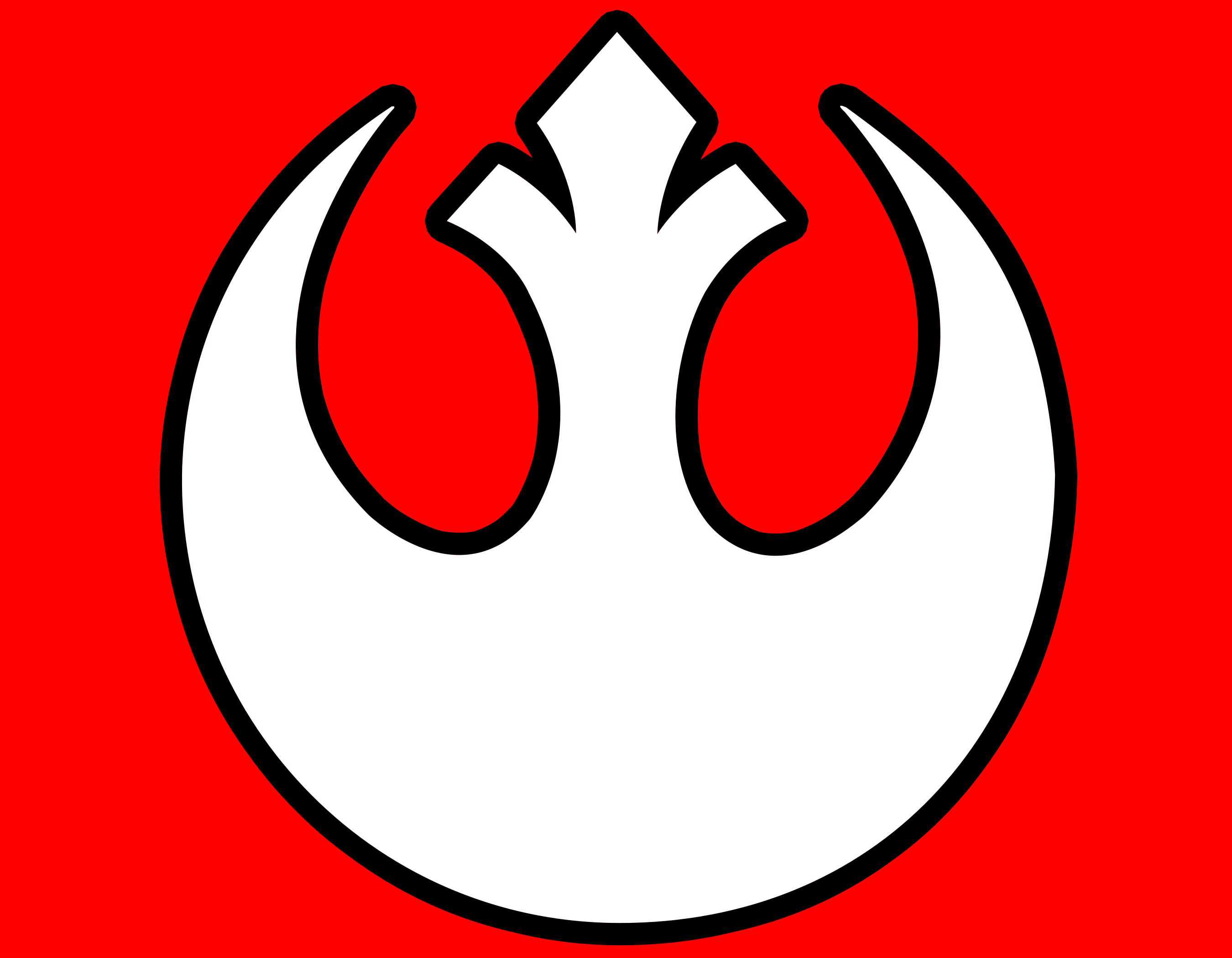 Rebel Alliance Logo, Rebel Alliance Symbol, Meaning ...