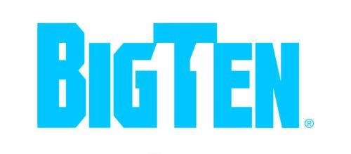 Big Ten Font logo