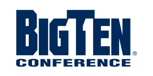 Big Ten color logo