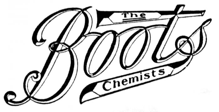 Boots Logo 1883
