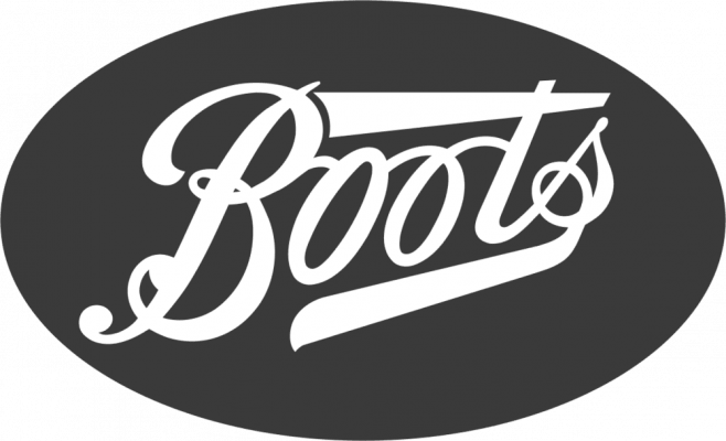 Boots Logo 1960s