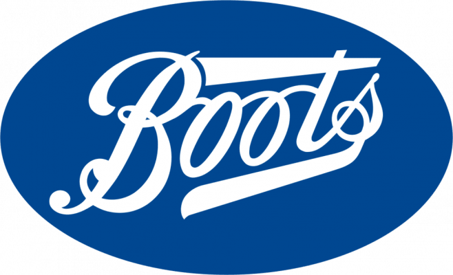Boots Logo 1980s
