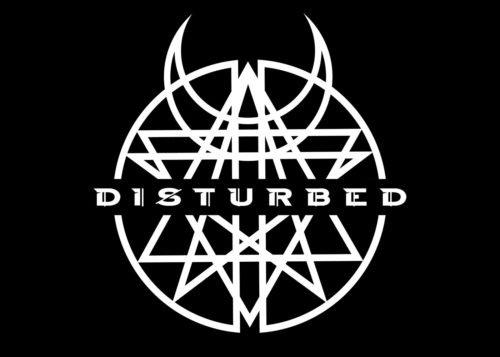 Color Logo Disturbed
