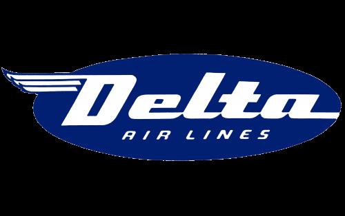 Delta Air Lines Logo 1945