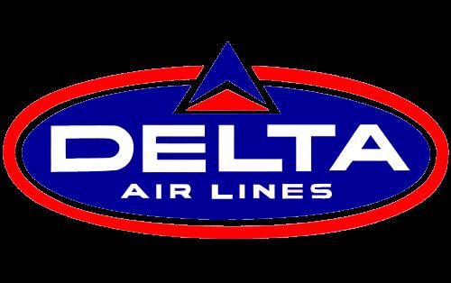 Delta Air Lines Logo 1962