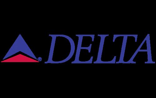 Delta Air Lines Logo 1987
