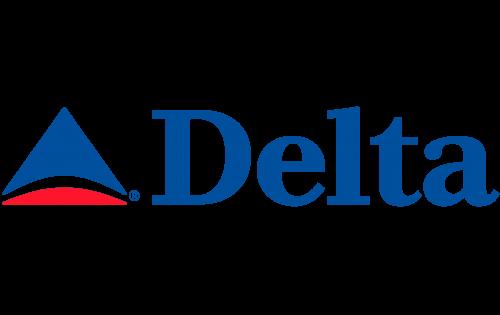 Delta Air Lines Logo 2000