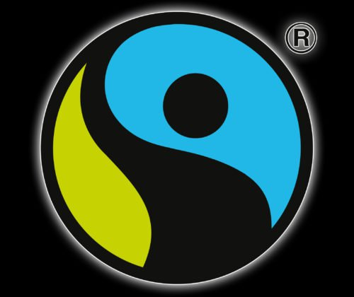 Fairtrade emblem