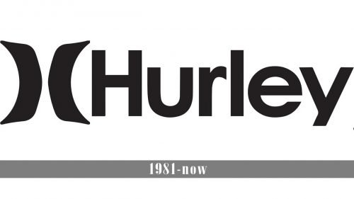 Hurley logo history