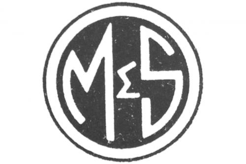 Marks & Spencer Logo 1954