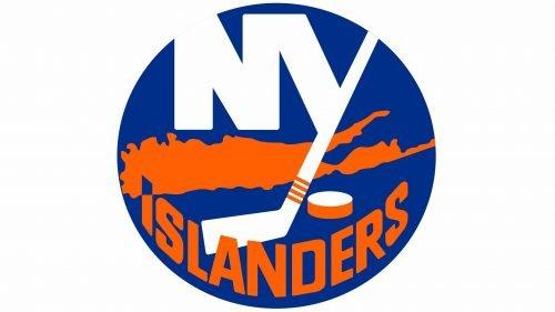 New York Islander Logo 1972
