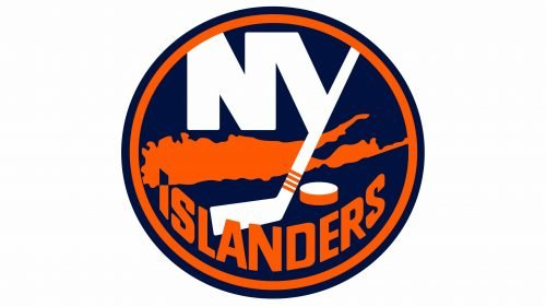 New York Islander Logo 1997