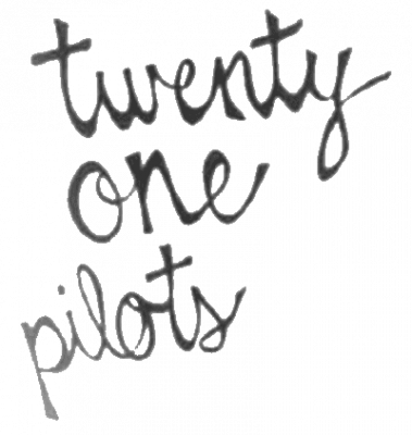 Twenty One Pilots Logo 2009