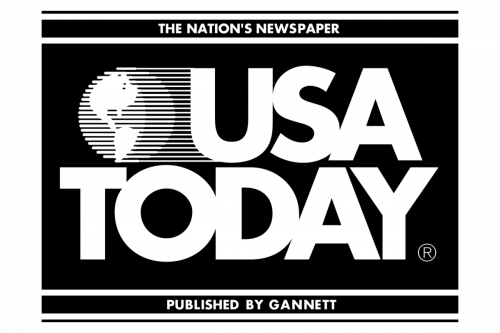 USA Today Logo 1982