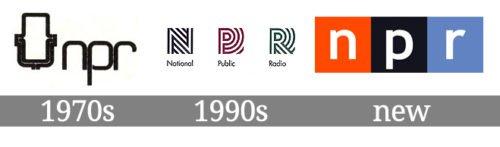 history NPR Logo