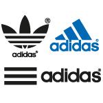 Adidas logo eps