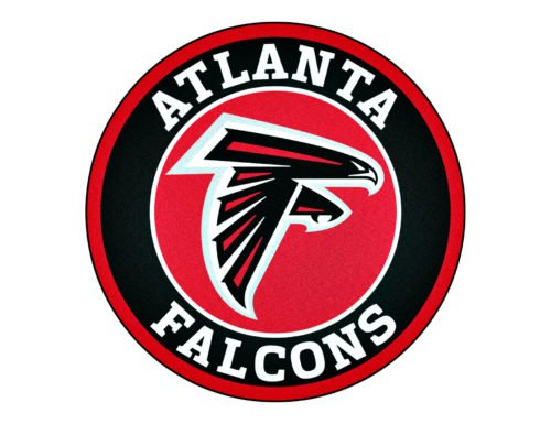 Atlanta Falcons logo Color