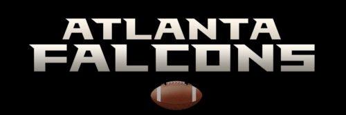Atlanta Falcons logo Font