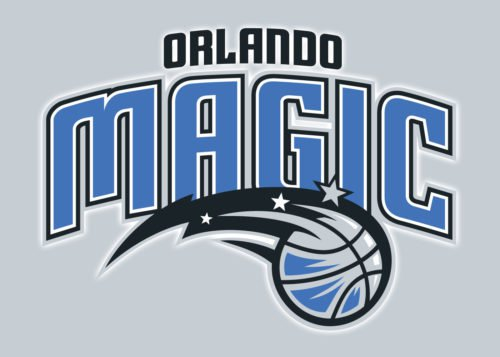 Color Orlando Magic Logo