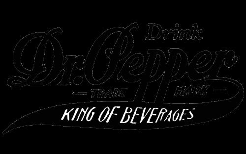 Dr Pepper Logo 1911