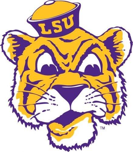 LSU Logo 1955