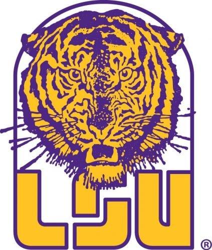 LSU Logo 1967