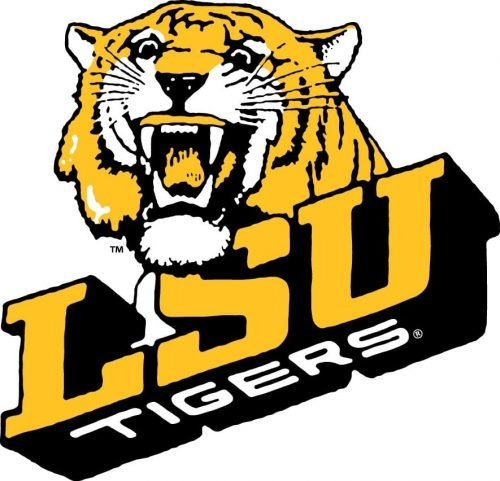 LSU Logo 1980
