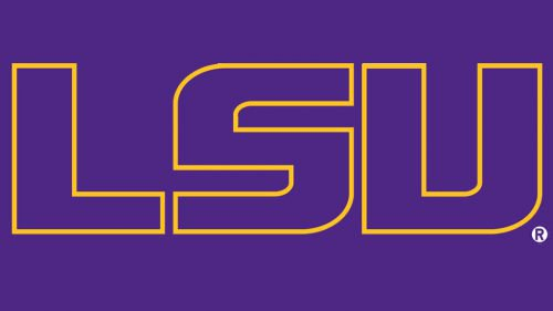 LSU baseball logo