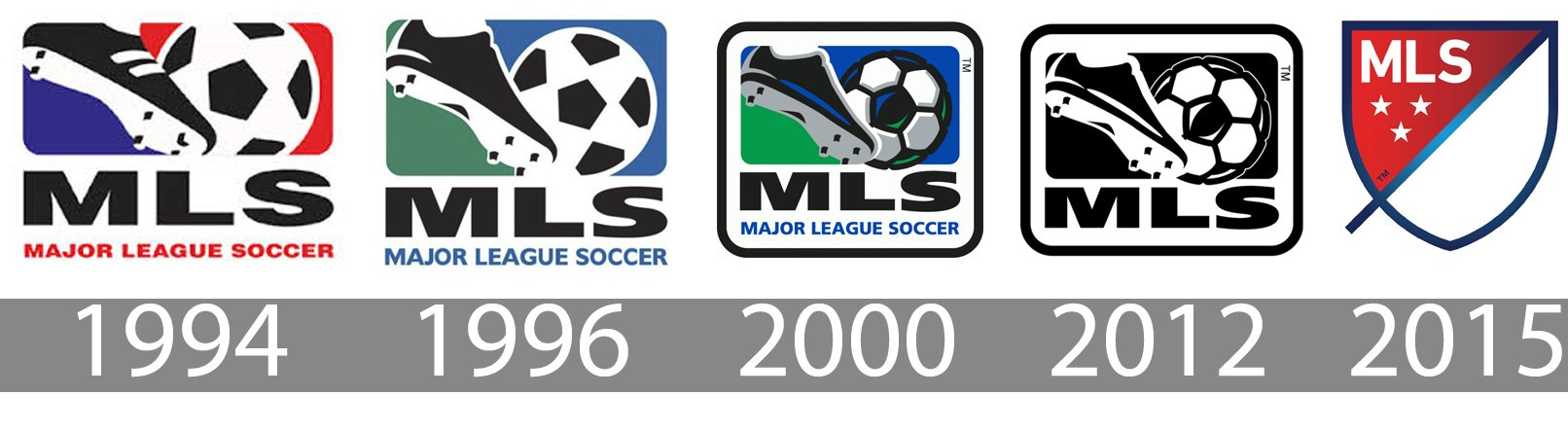 Mls logo mls symbol meaning history and evolution meaning and history mls logo sciox Choice Image