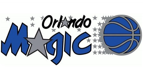 Orlando Magic Logo 1989